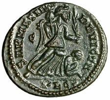 "Constantine I The Great ""SARMATIA DEVICTA Victory Trampling Captive"" Lyons EF"