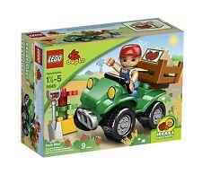 LEGO® Duplo Legoville Farm Bike Building Play Set 5645 NEW NIB Retired