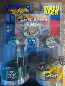 Hot Wheels Highway 35 World Race VHS Pack Street Breed Sling Shot, Ford F-150