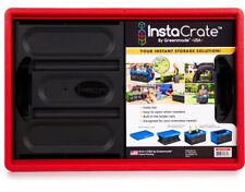 Genuine Instacrate Collapsible Crate Storage Solution 46 Litre, MADE IN USA