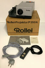 Rollei Dia-Projektor P350A Projektor einstellbar 110-240 Volt Photographica