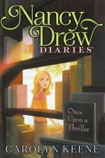 Once Upon a Thriller (Nancy Drew Diaries)-ExLibrary