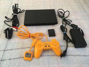 Ps2 Slim Sony - Playstation 2 - Perfettamente Funzionante E Ben Conservata