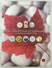 Numismatic Catalog 2008 Masters Club Collection Royal Canadian Mint Coins