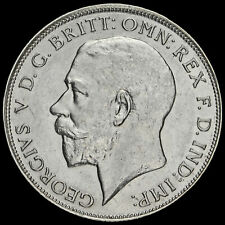 More details for 1923 george v silver florin, g/ef #2