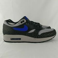 Nike Air Max 1 SE Reflective 3M Safari Off Noir Hyper Blue