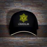 Iceland Police Lögreglan Embro Cap Hat