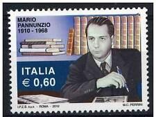 Italia 2010 Pannunzio MNH