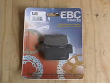 EBC FA233 BRAKE PADS HONDA CRM NSR 50 80 XZ50 XZ100 CRF230 XR230 XR440 XR600 NEW