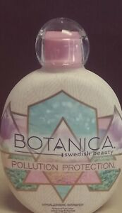 NEW  SWEDISH BEAUTY POLLUTION PROTECTION INTENSIFIER 8.5 oz