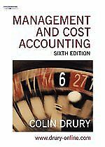 Management and Cost Accounting (Management & Cost Accounting)-Colin Drury