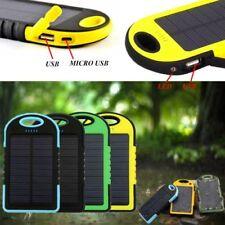 Cargadores y docks cargador solar para reproductores MP3 Universal