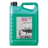 5Liter LIQUI MOLY Rasenmäher-Öl SAE 30 4Takt Motoröl Rasenmäheröl API SG