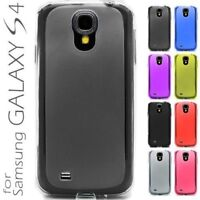 Samsung Galaxy S4 IV TPU Protective Case FOR Extended Battery Back Cover