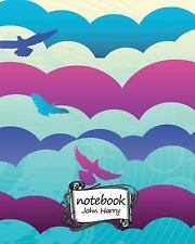 Notebook Journal Dot-Grid,Graph,Lined,Blank No Lined : Sky Wallpaper : Pocket...