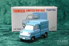 [TOMICA LIMITED VINTAGE LV-109a 1/64] HONDA T360V PANEL VAN (Blue)