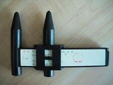 NEW RIM Wheels BOLT PATTERN MEASURING TOOL GAUGE LUG PCD Gauge Ruler