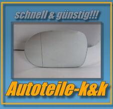 spiegelglas KIA CARNIVAL II 01-06 rechts asphärisch außenspiegel beifahrerseite