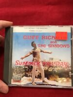 NEW SEALED Summer Holiday; Cliff Richard and The Shadows 1988 CD, UK Import