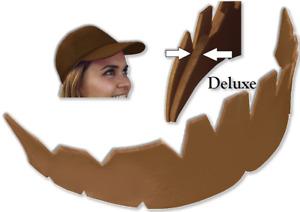 1Pk Wrap Around Cap Insert  Fitted Hat Liner Shaper  Snapback See B&W BOGO below