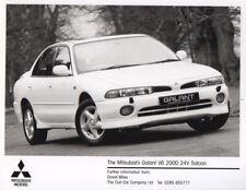 Mitsubishi Galant V6 2000 24V Saloon Period Press Photograph