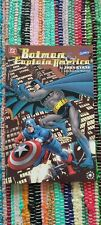 Batman & Captain America DC Marvel Elseworlds TPB