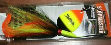 "5"" Slopmaster Joe Bucher Musky Pike Spinnerbait Sunset 528-85009"