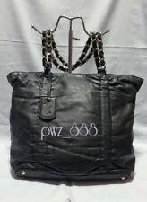 FURLA Chain Strap Leather Shoulder Bag