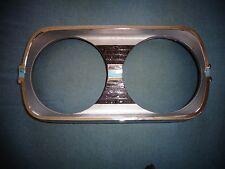 1966 AMC Rambler Classic 770 Headlight Surround Bezel Door Trim Molding 3184791