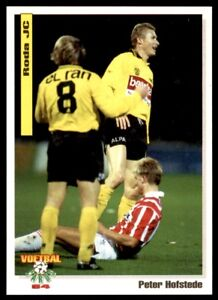 Panini Voetbal Cards 94 Peter Hofstede Roda JC No. 82