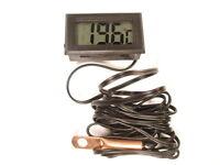 Thermometer digital LCD ROLLER MOFA MOPED Temperaturmessgerät Temperaturmesser