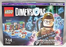 LEGO Dimensions 71242 Ghostbusters Story Pack New Unopened Packet