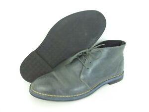 Cole Haan Glenn C10999 Leather Chukka Desert Ankle Boots Shoes Mens Sz 12M [A65]