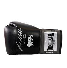 Ricky Hatton Signed Autograph Boxing Glove - Black Lonsdale Autograph