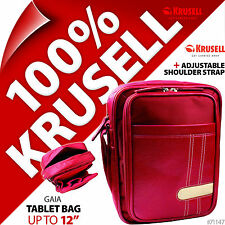 "Nuevo Krusell Gaia 12"" messenger bandolera Tableta para Apple iPad 2 3 4 AIRE"