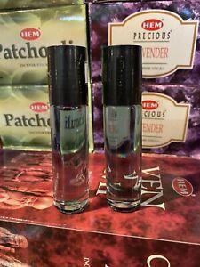 Eros Uncut Rich Perfume Oil Type For Men 2x10ml .