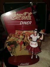 Coca Cola Diner Coca Cola Magic Bradford Exchange Bookend