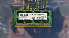 Crucial 4GB 1333MHz PC3-10600 DDR3 Memory RAM for iMac Mac mini 2011 A1312 A1347