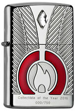 Zippo Coty German 2016 Limited Edition xxx/750 Collectible of the Year 60001651