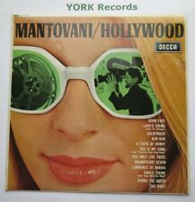 MANTOVANI - Hollywood - Excellent Condition LP Record Decca SKL 4887
