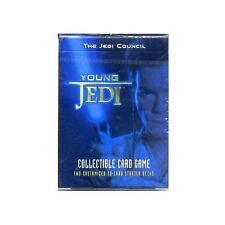 Star Wars CCG Young Jedi - The Jedi Council Deck - Factory Sealed