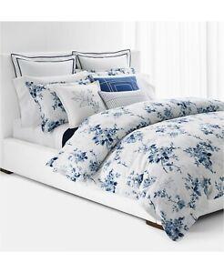 Lauren Ralph Lauren Sandra Floral Full/Queen Duvet Set $270 NEW MODEL