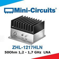 +++ oferta especial +++ LNA zhl-1217hln mini-circuits ip3 = 36db 50 Ohm!!!! nuevo!