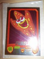 MOSHI MONSTERS MASH UP  series 2  Fumble Foil CARD NEW MINT