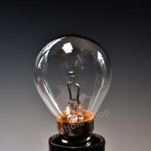 Ersatzlampe für OSRAM 8100 - 6V/5A  E14 replacement bulb - Leitz - Tonlampe