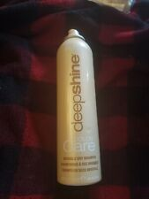 Rusk deep shine color care invisible dry shampoo read desc. 100% auth