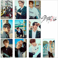 Kpop Stray Kids Photo Stikcy Card Double Knot Album Photocard Stickers