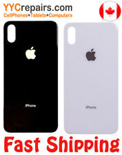 iPhone X 10 Battery Rear Glass Lens Cover Housing Back Door Replacement Adhesive