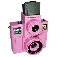 USD - HOLGA 135BC TLR / 135BCTLR Twin Lens Reflex 35mm Film Camera PINK