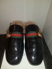 Gucci Fur shoes trainers